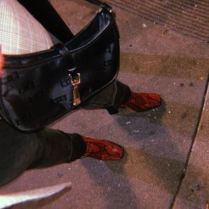 Topshop Hurricane Ankle Boots